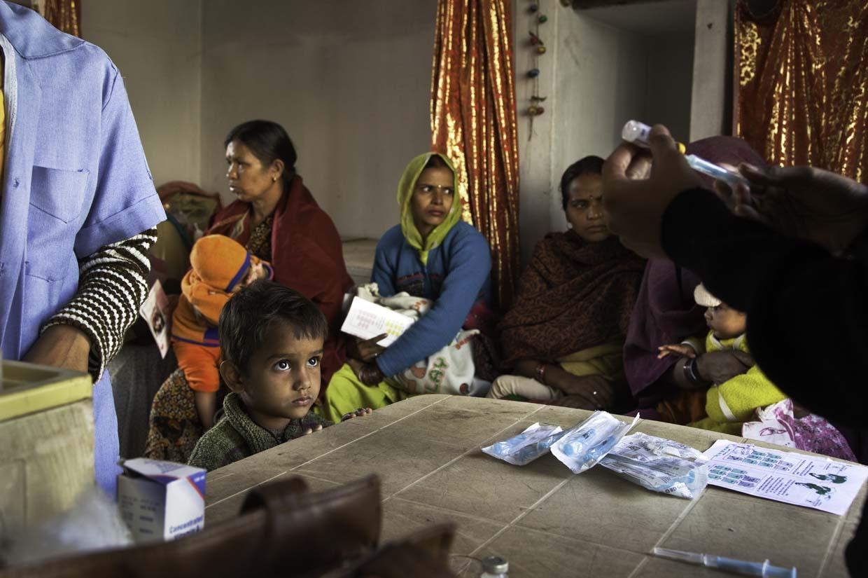 Immunisation clinics