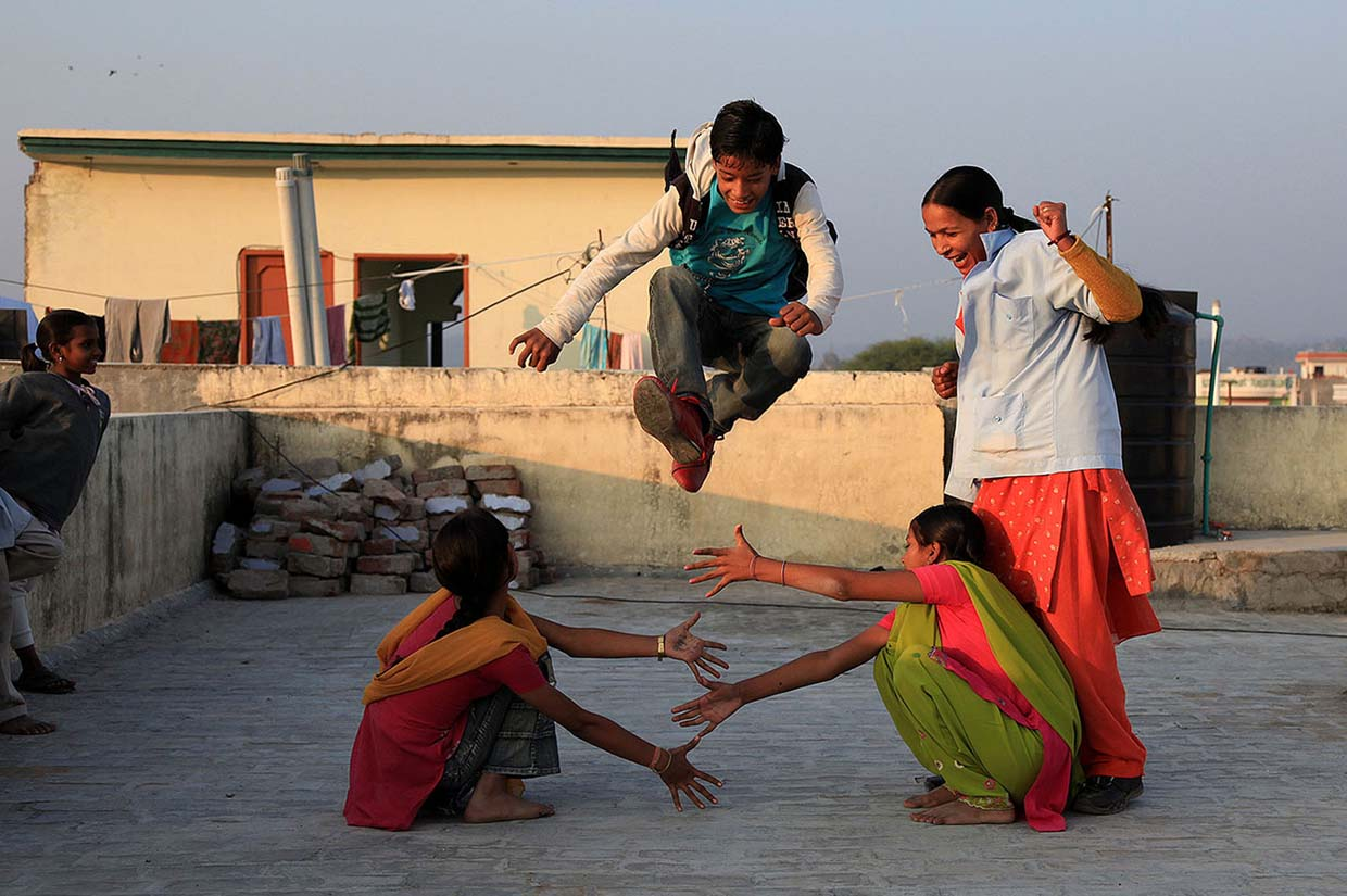 Promoting social and physical development