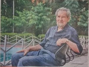 Frederick Shaw in Indian Newspaper